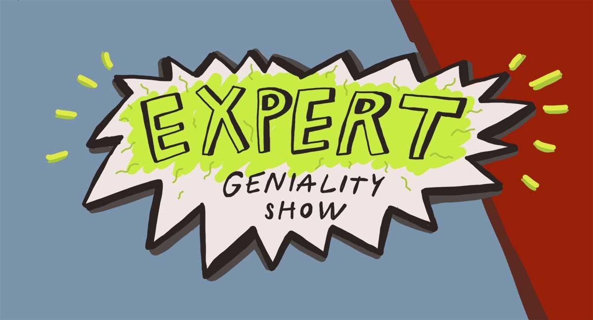 Expert geniality show: otestujte sa