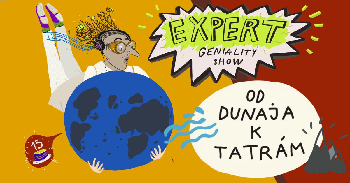 EXPERT Od Dunaja k Tatrám
